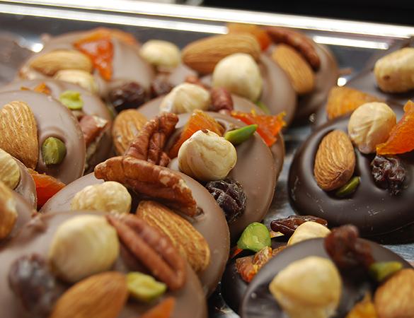 レニエのチョコレート
